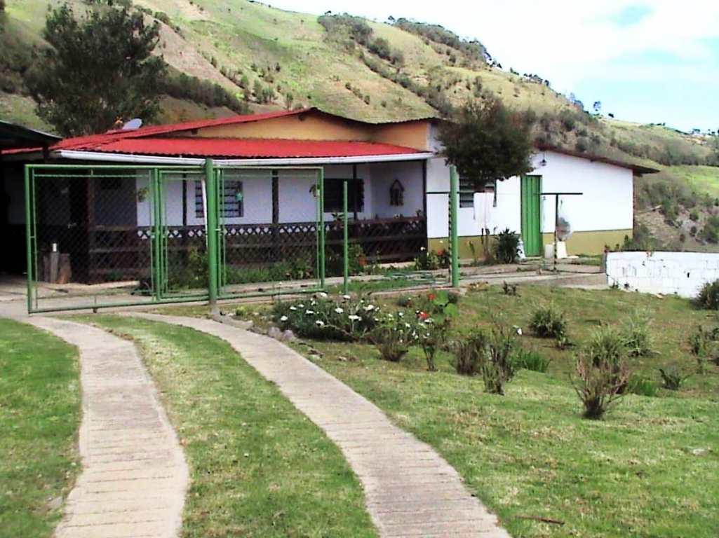 Casa c/terreno en Bailadores, Mérida