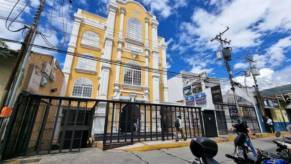 History Center, Feria de Comida