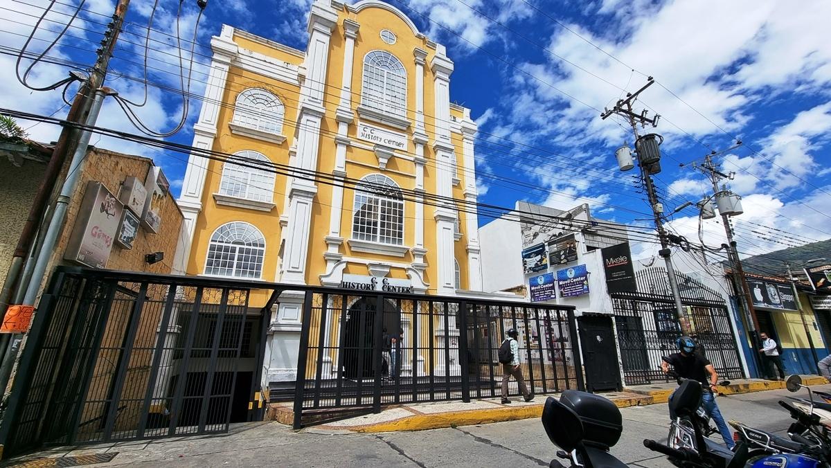 History Center, Centro