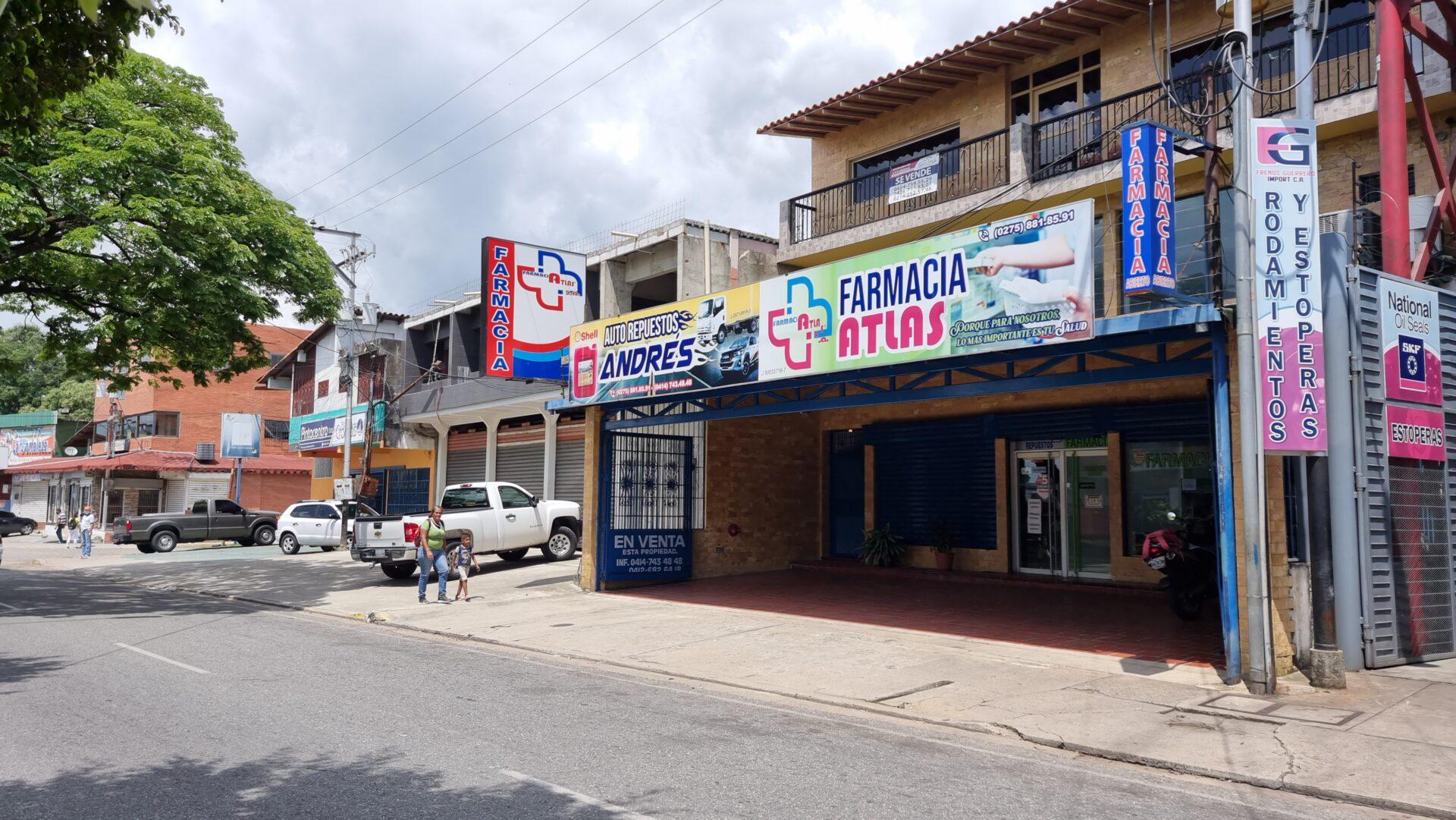 Edificio Comercial, El Vigía