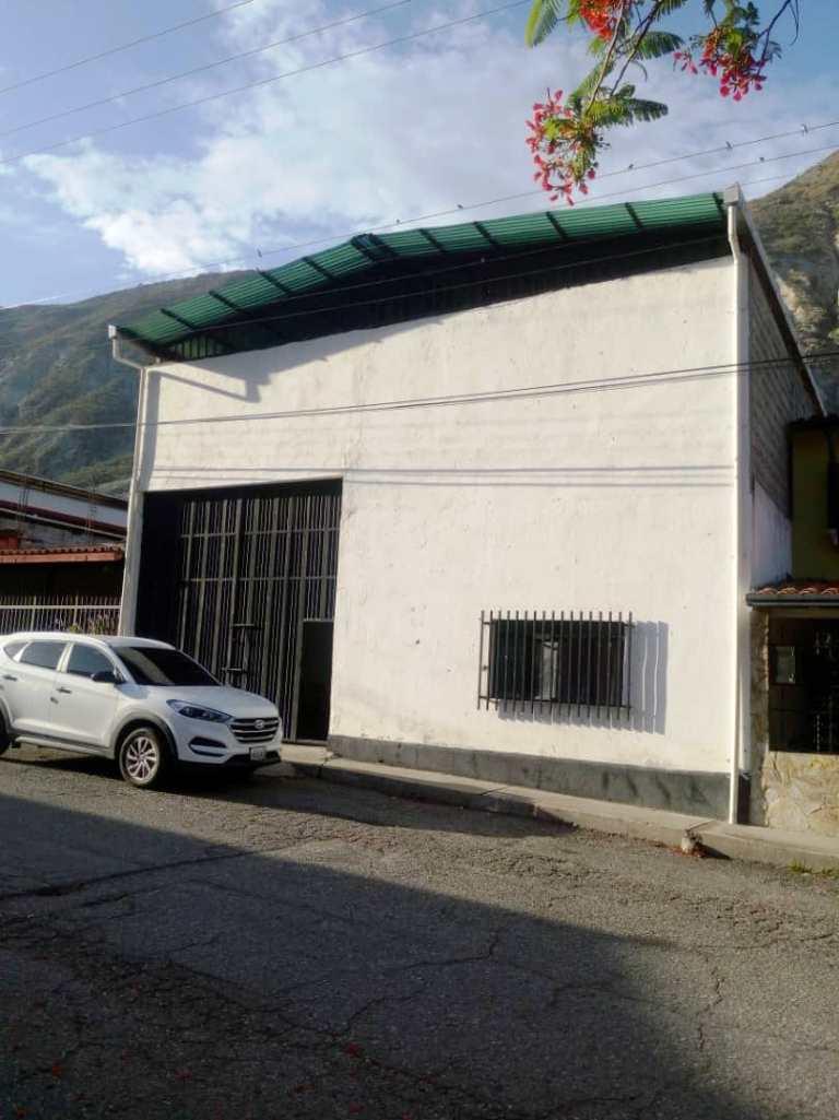 Galpón en Las Gonzalez, Mérida