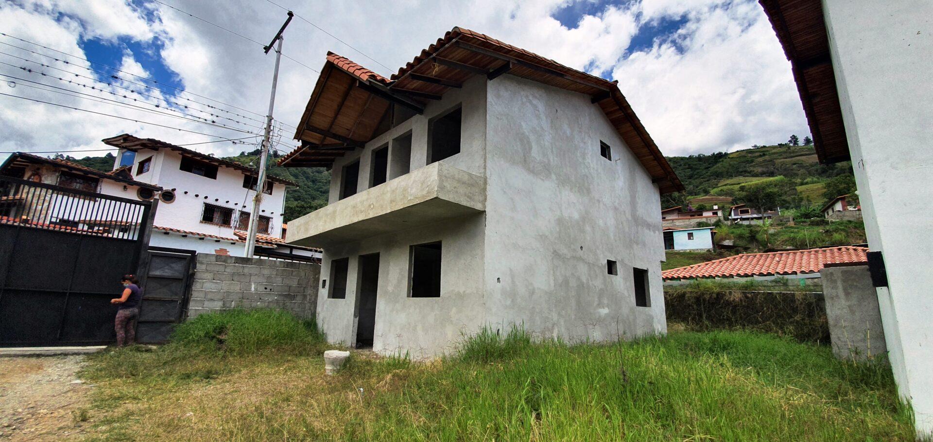 La Mucuy, Mérida