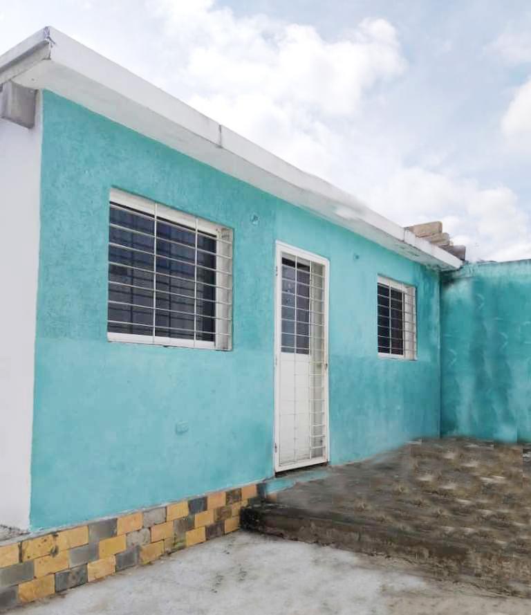 Casa Obra Gris San Juan de Lagunillas, Mérida